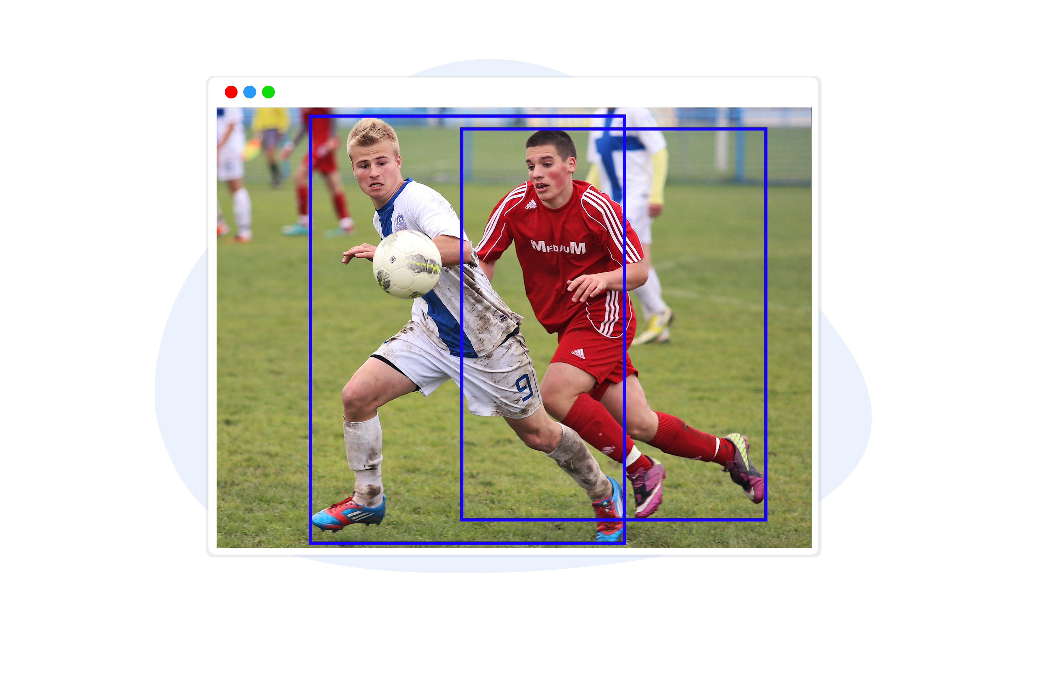 Track the Player Image Annotation