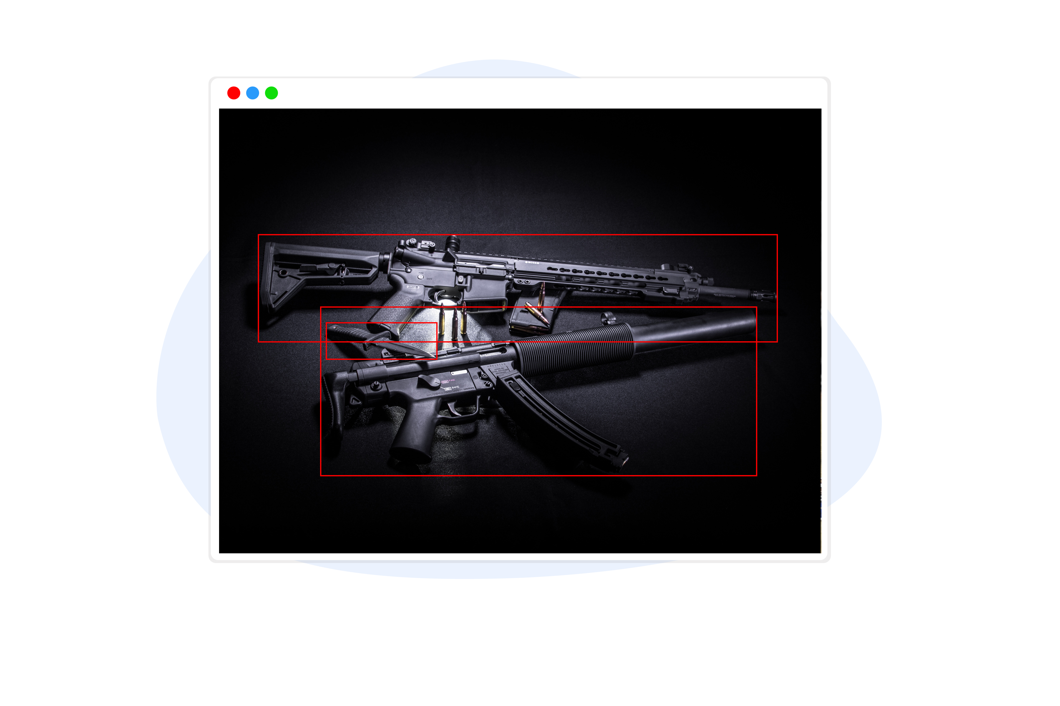 Virtual Ammo Image Annotation
