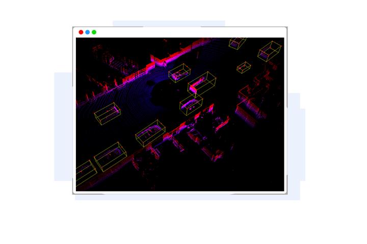 3D Point Cloud Image Annotation